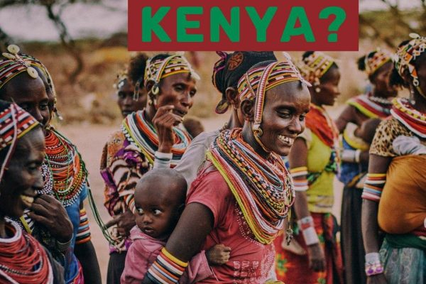 Have you been to KENYA?