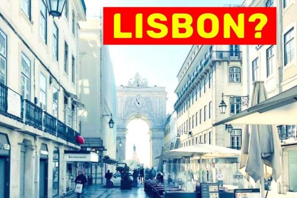 Have you been to LISBON?
