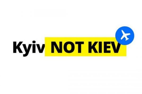 "Just saying ""Kyiv"" – not ""Kiev"", keep in mind when you arrive to Ukraine"