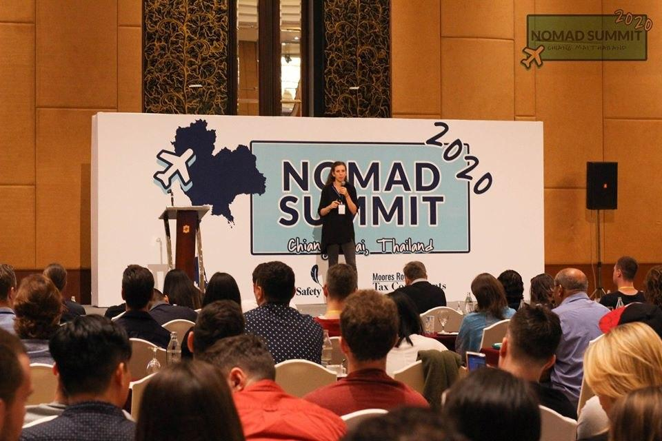 Nomad Summit Tbilisi